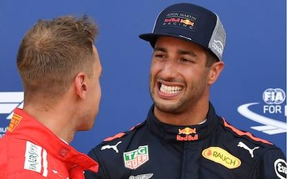 Ricciardo, nel Principato la pole della rivincita