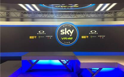 Sky VR46, oggi la presentazione