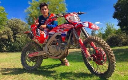 """Marquez: """"Allenarsi su altre moto? Domanda odiosa"""""""