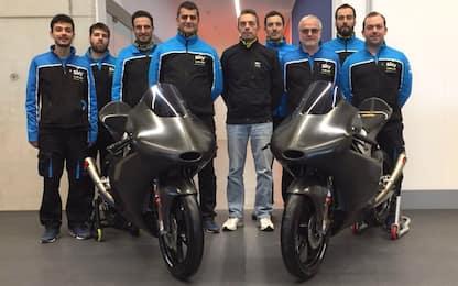 "Lo Sky Racing Team VR46 ""assembla"" la nuova KTM"