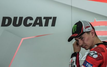 "MotoGP, Lorenzo: ""Mi sento più a mio agio"""