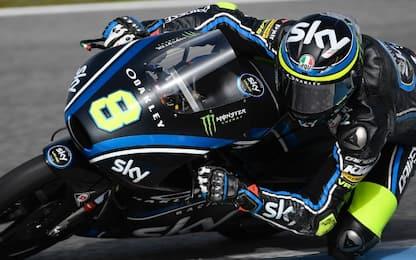 Positivi Test a Jerez per lo Sky Racing Team VR46