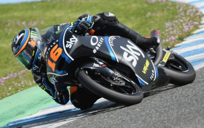 Sky Racing Team VR46: a Jerez per i Test IRTA