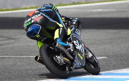 Conferma di Bulega: a Jerez è sempre il più veloce