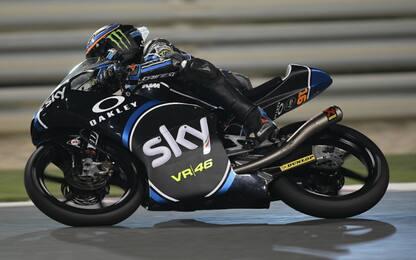 Sky Racing Team VR46: prima chiamata Losail