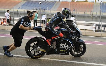 GP Qatar, il punto tecnico del team Sky-VR46
