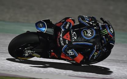 Moto2, Libere 2: Bagnaia vola è 1° da rookie