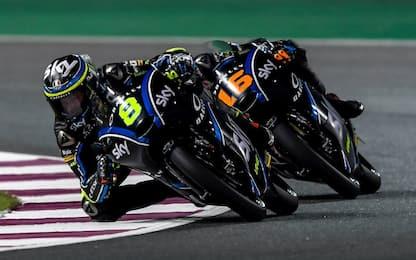 Moto3, Libere 3: Migno e Bulega in ottica-gara