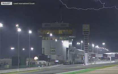 GP Qatar, Vinales più forte della pioggia