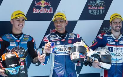 Moto3, Canet vince a Jerez, Fenati secondo