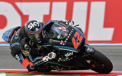 Moto2, Assen: Bagnaia parte dalla 5° fila