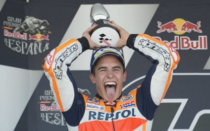 Altro che Honda anomala: Marquez è tornato al Top