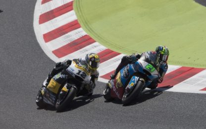 MotoGP, Luthi in coppia con Morbidelli nel 2018