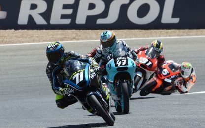 CEV, il rush finale parte da Jerez