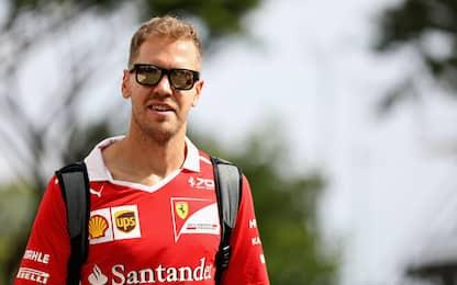 """Vettel: """"Voltiamo pagina, voglio vincerle tutte"""""""