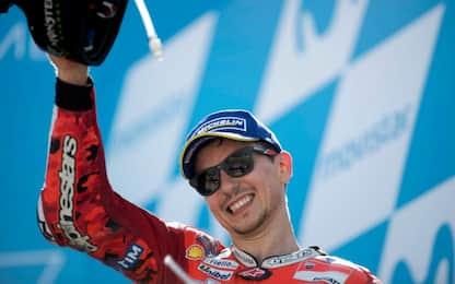 """Lorenzo si racconta a Sky: """"Tornerò a liderare""""."""