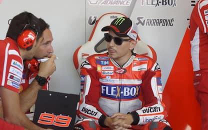"Tardozzi: ""Lorenzo? Sa se e come aiutare Dovi"""