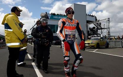 "Marquez: ""Dovi? A Motegi partiva 9° e ha vinto..."""