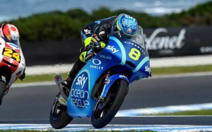 """Moto3, Australia: Bulega """"Una buona gara"""""""