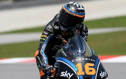 "Moto3, Sepang: Andrea Migno ""Una gara bellissima"""