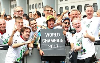 Moto2, Morbidelli: una stagione fantastica