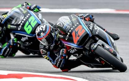 Sky Racing Team VR46 a Valencia per il gran finale