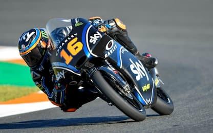 Moto3, Valencia: Migno affina il set-up nelle FP3