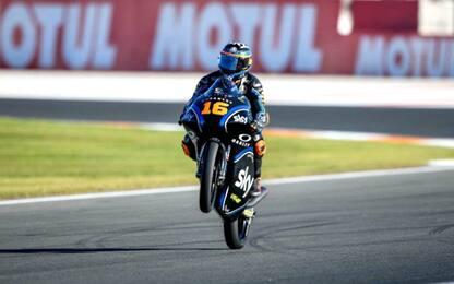 """Moto3, Valencia: Migno """"La qualifica? Sono deluso"""""""