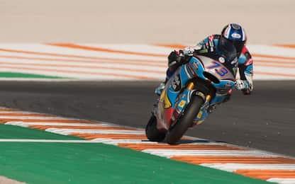 Test Moto2 e Moto3, Alex Marquez e Martin davanti