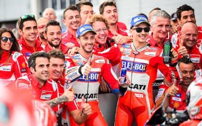 Ducati, presentazione del team in LIVE streaming