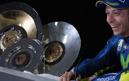 Rossi c'è: candidato Laureus World Sports Awards