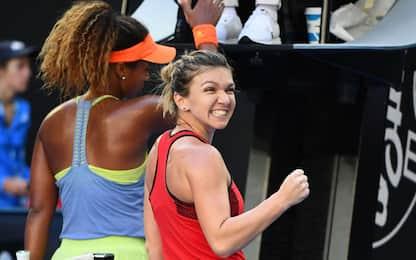Australian Open, Halep e Kerber volano ai quarti