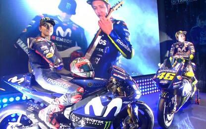 Yamaha, presentazione rock! Tutto sulla YZR-M1