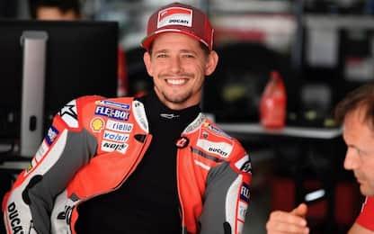 Stoner sorride, test positivi per la Ducati
