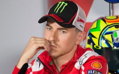 Test MotoGP: Lorenzo e Yamaha, serve calma