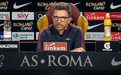 """Di Francesco: """"Defrel titolare, out Perotti"""""""