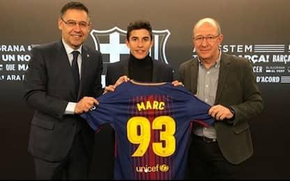 Da Losail al Camp Nou: Barça-Atletico, Marquez c'è