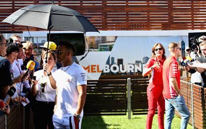 """Esclusiva Hamilton: """"Vettel è il grande rivale"""""""