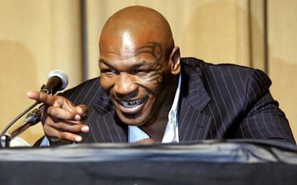 Mike Tyson non scherza, pronto a tornare sul ring