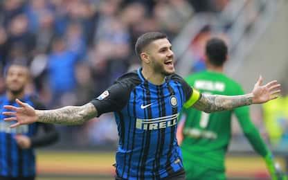 """Inter, l'ad Antonello: """"Icardi? siamo sereni"""""""
