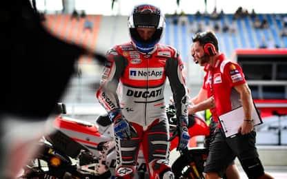 """Dovizioso: """"Lorenzo? Tutto ok, siamo rivali"""""""
