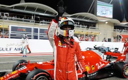 """Vettel: """"Ferrari piacevole"""". Kimi: """"Volevo altro"""""""