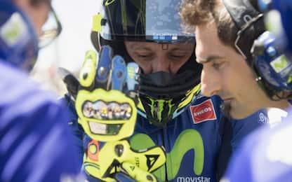 """GP d'Italia, Rossi carica la Yamaha: """"Dare di più"""""""