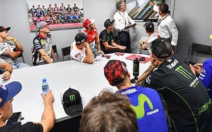 Safety Commission: nuovo scontro Rossi-Marquez