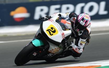 CEV Valencia è di Garcia-Fernandez. Moto2 a Raffin