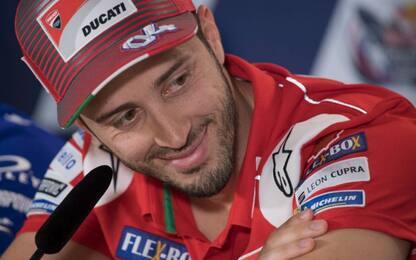"""Marc apre a Dovi, ma l'agente: """"Priorità Ducati"""""""
