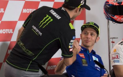 MotoGP, il caso Zarco-Rossi si affievolisce