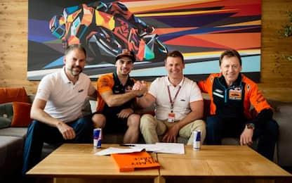 """Oliveira """"promosso"""" in MotoGP con KTM e Tech3"""