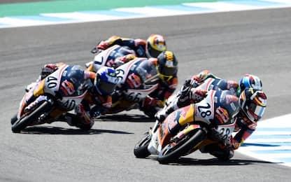 Red Bull Rookies Cup, il resoconto di Jerez