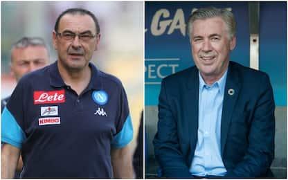 ADL aspetta Sarri, ma che suggestione Ancelotti
